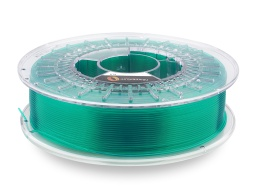 Fillamentum PLA Crystal Clear Smaragd Green